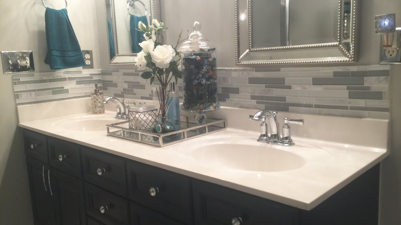 Best Master Bathroom Decorating Ideas Tour On A Budget Home This Month