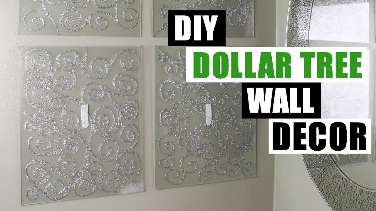 Best Diy Dollar Tree Glam Wall Dedcor Dollar Store Diy Bling This Month