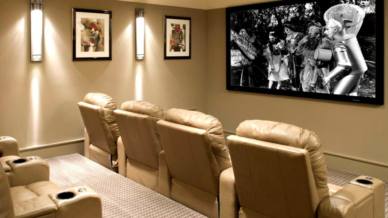 Best 25 Small Media Room Ideas Youtube This Month