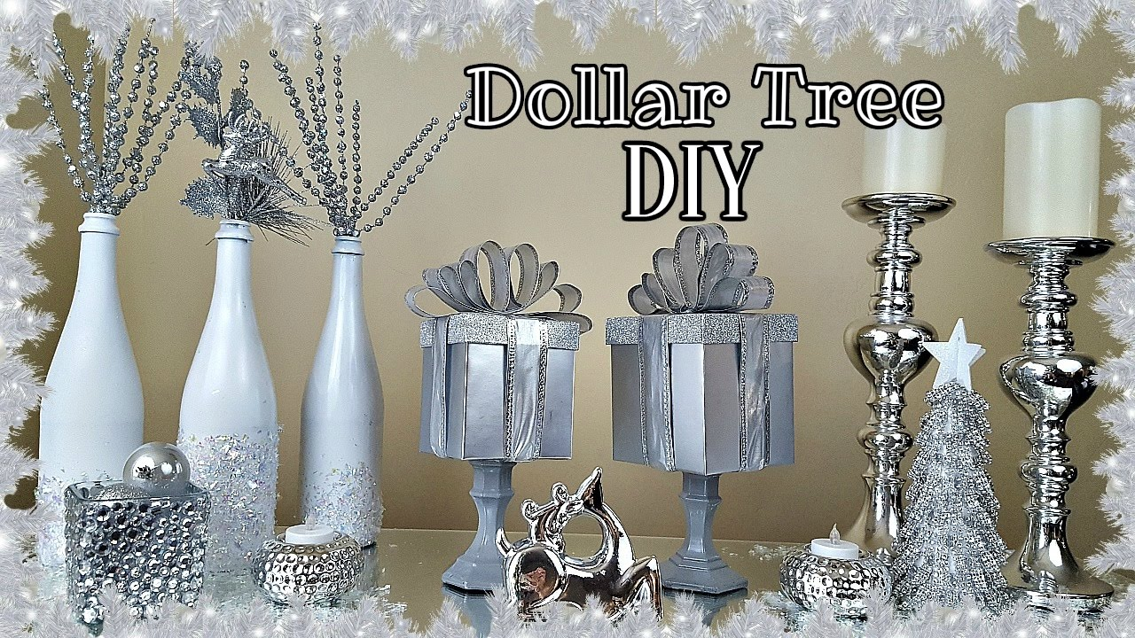 Best Diy Dollar Tree Gift Box Christmas Home Decor Craft This Month