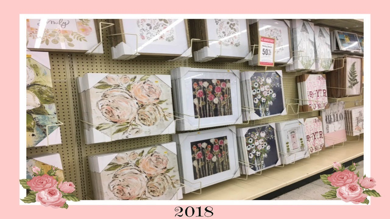 Best Spring 2018 Hobby Lobby Home Decor Youtube This Month