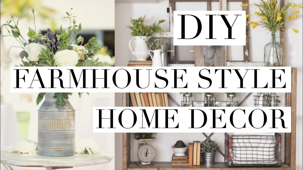 Best Diy Pottery Barn Farmhouse Inspired Home Decor This Month