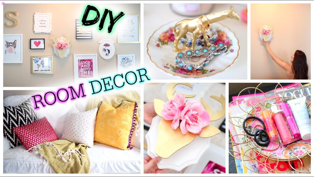 Best Diy Tumblr Room Decor Cute Affordable Youtube This Month