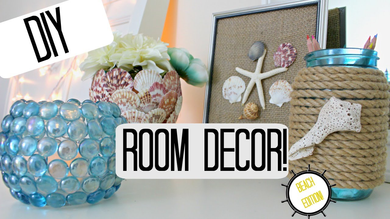 Best Diy Room Decor Ideas Beach Theme Pinterest Inspired This Month