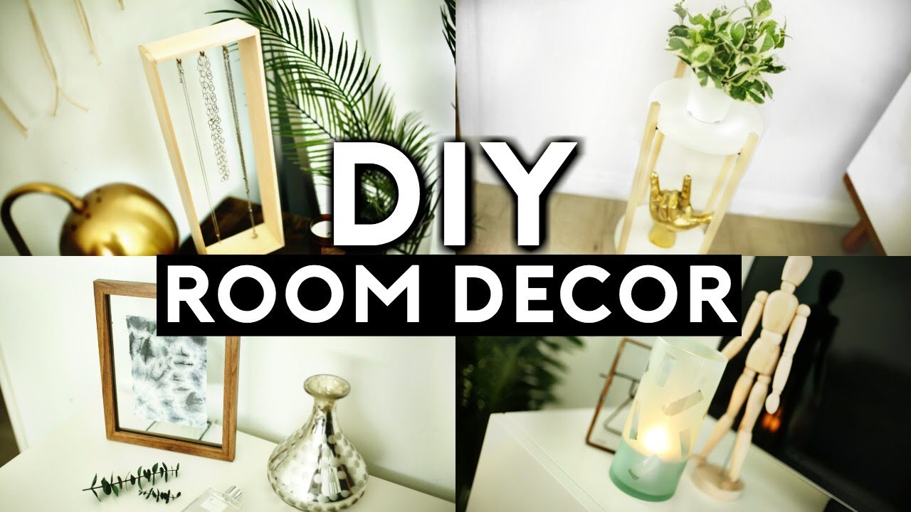 Best Diy Room Decor Tumblr Inspired Minimal Cheap 2017 This Month