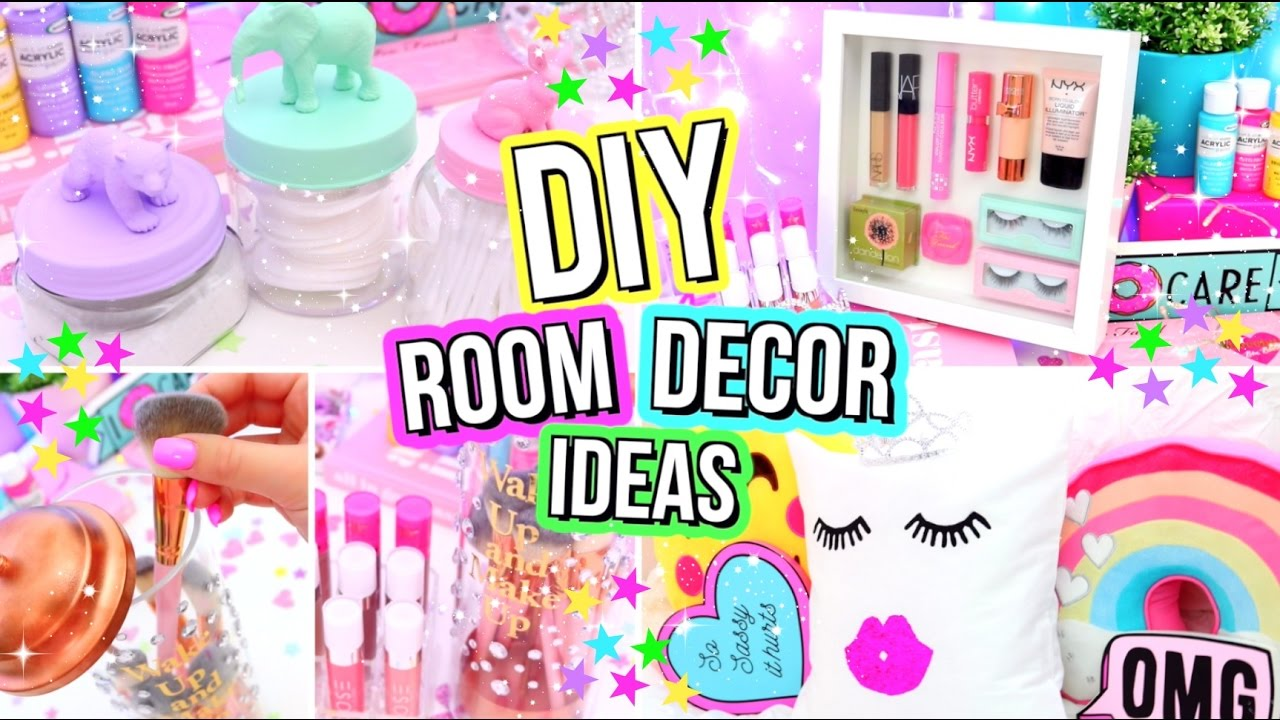 Best Diy Room Decor Easy Diy Room Decor Ideas You Need To Try This Month