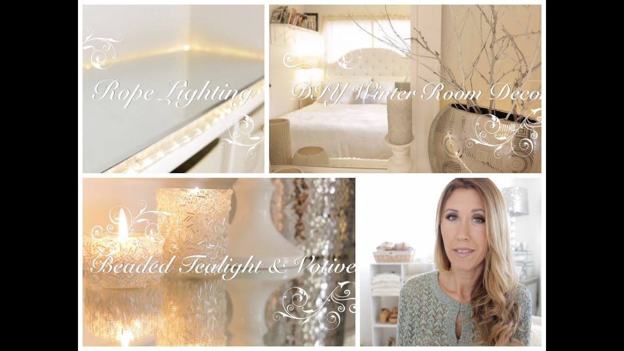 Best Diy Winter Room Decor Ideas Youtube This Month