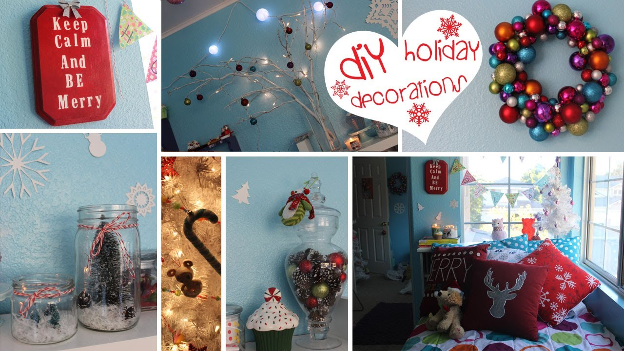 Best 7 Diy Holiday Decorations Easy Fun Affordable This Month