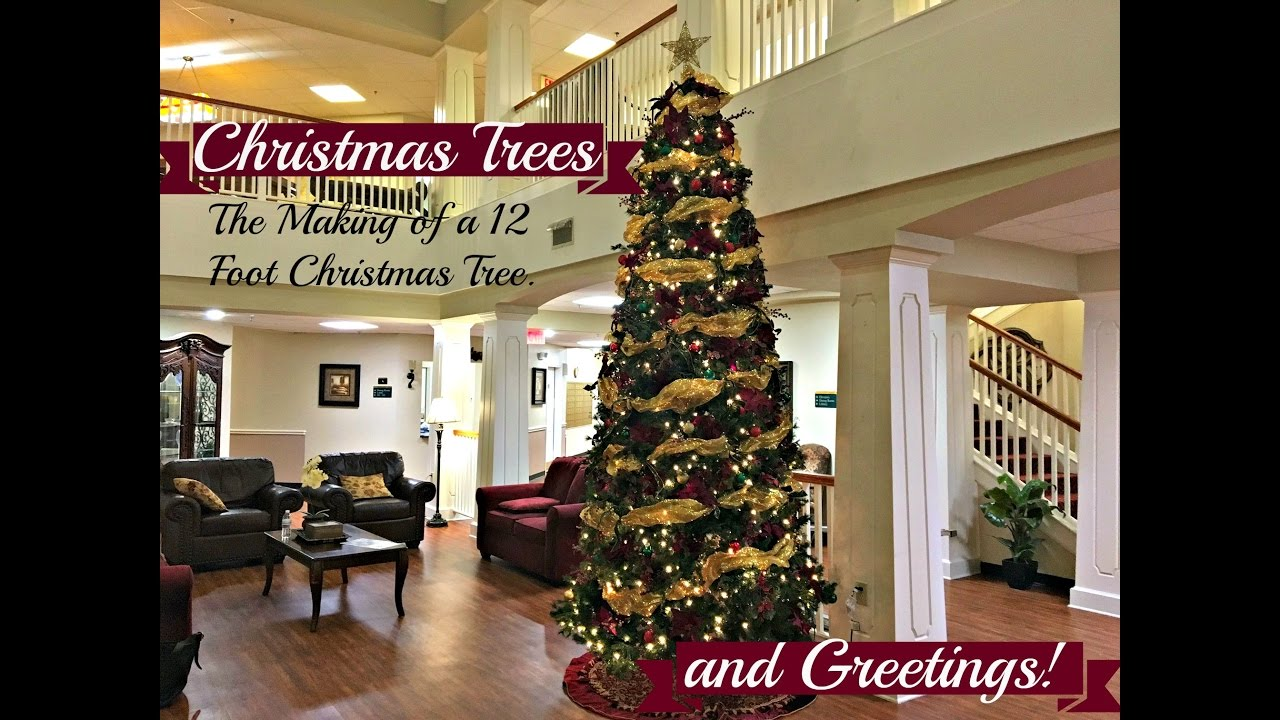 Best New Christmas Trees And Greetings The Making Of A 12 This Month