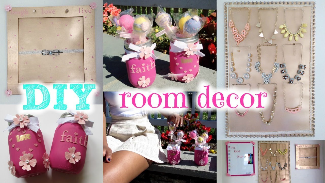 Best Diy Room Decor For Summer ☼ Cute Cheap Easy Tips This Month
