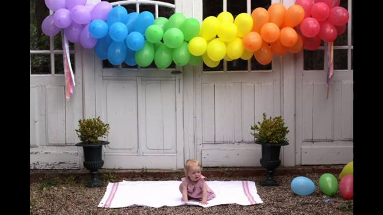 Best Easy Diy Ideas For Balloon Decorations Youtube This Month