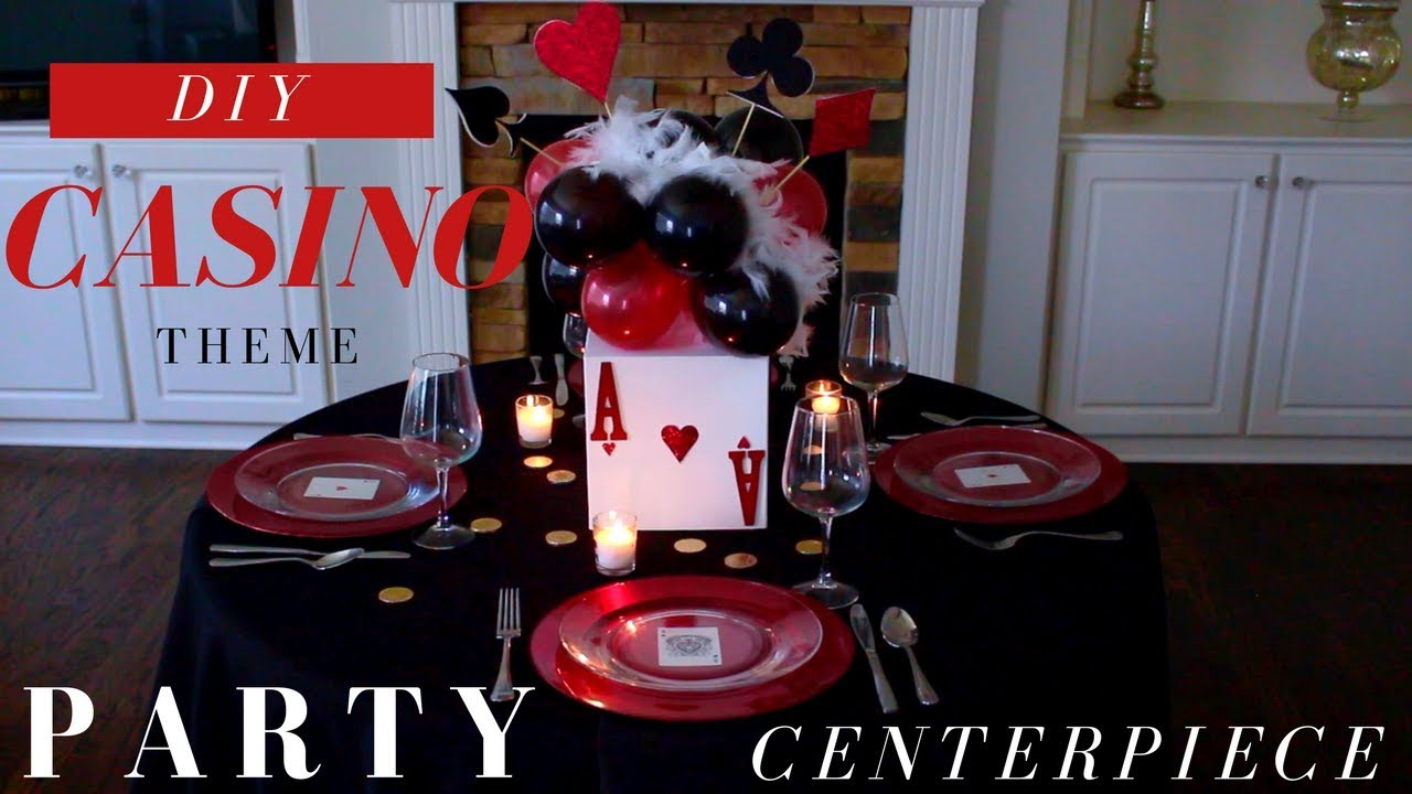 Best Diy Casino Party Decoration Ideas Casino Theme Party This Month