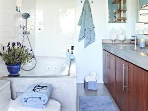 Best Blue Bathroom Ideas And Decor With Pictures Hgtv This Month