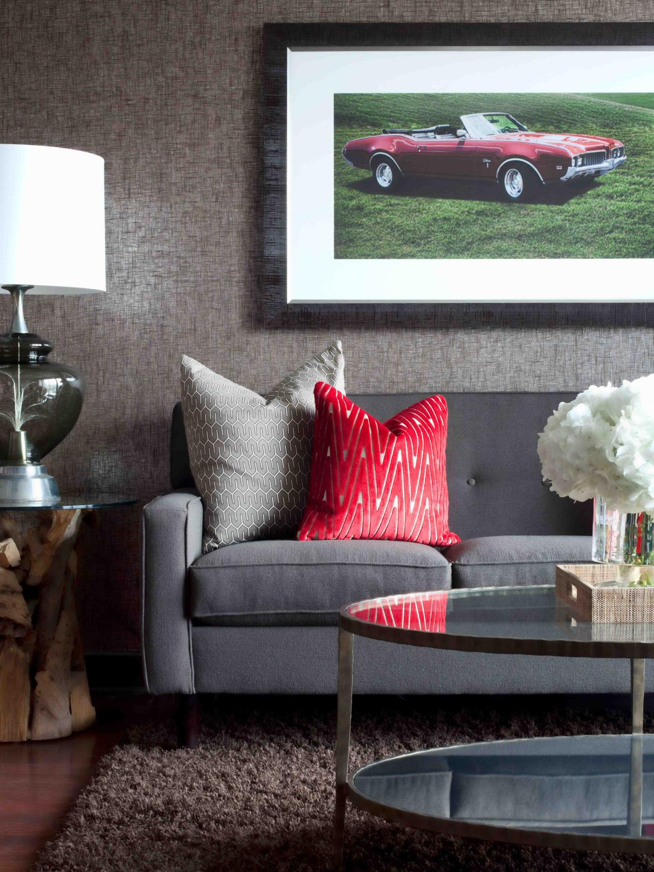 Best Bachelor Pad Ideas On A Budget Hgtv This Month