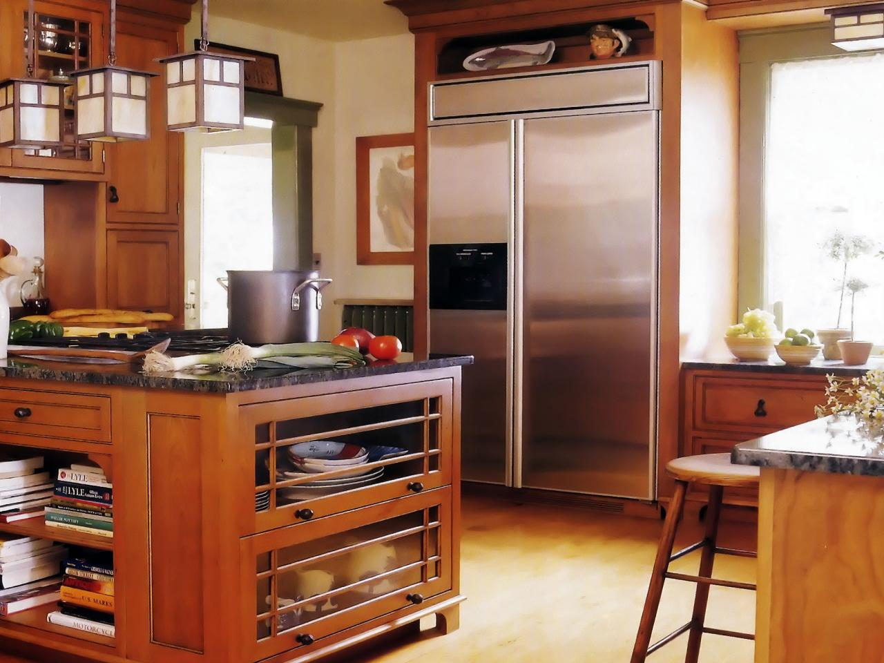 Best Mission Style Kitchen Cabinets Pictures Ideas From Hgtv This Month