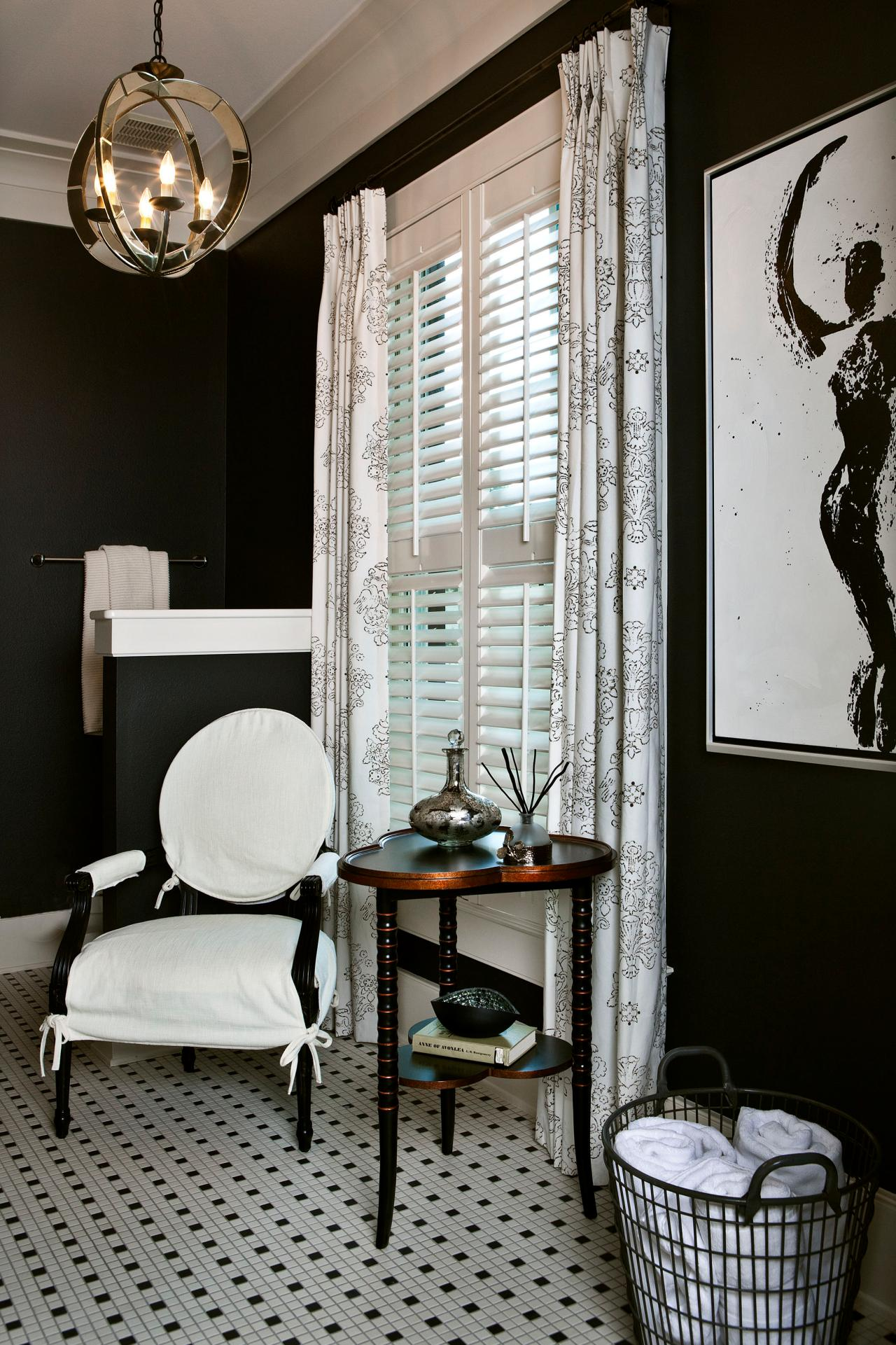 Best Bold Bathroom Colors That Make A Statement Hgtv S This Month