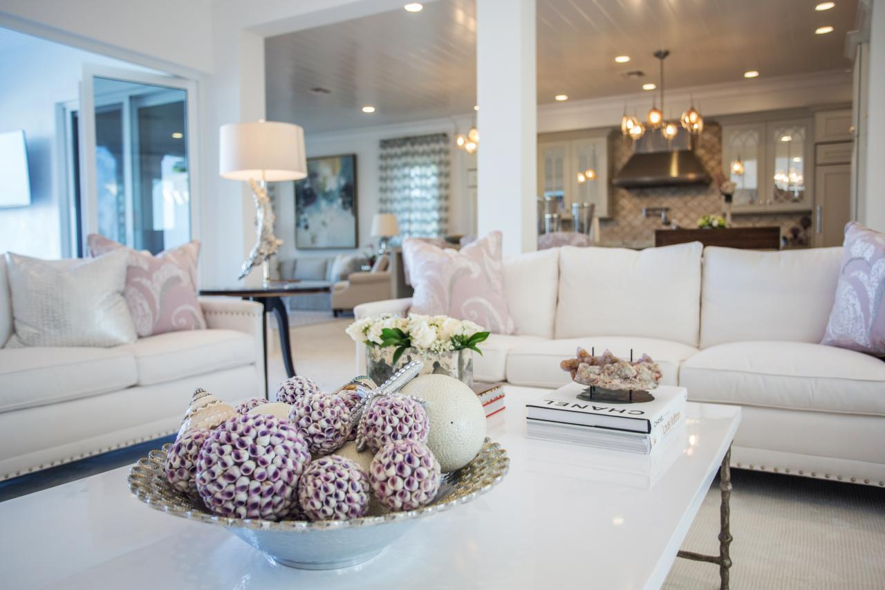 Best Coffee Table Styling Ideas Hgtv S Decorating Design This Month