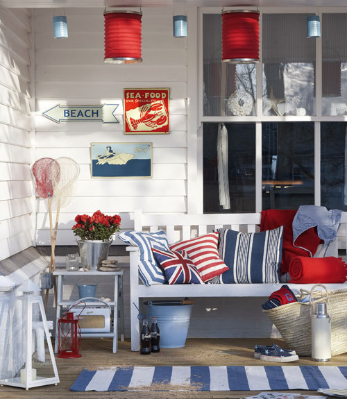 Best Friday Finds Decorating With Red White And Blue This Month