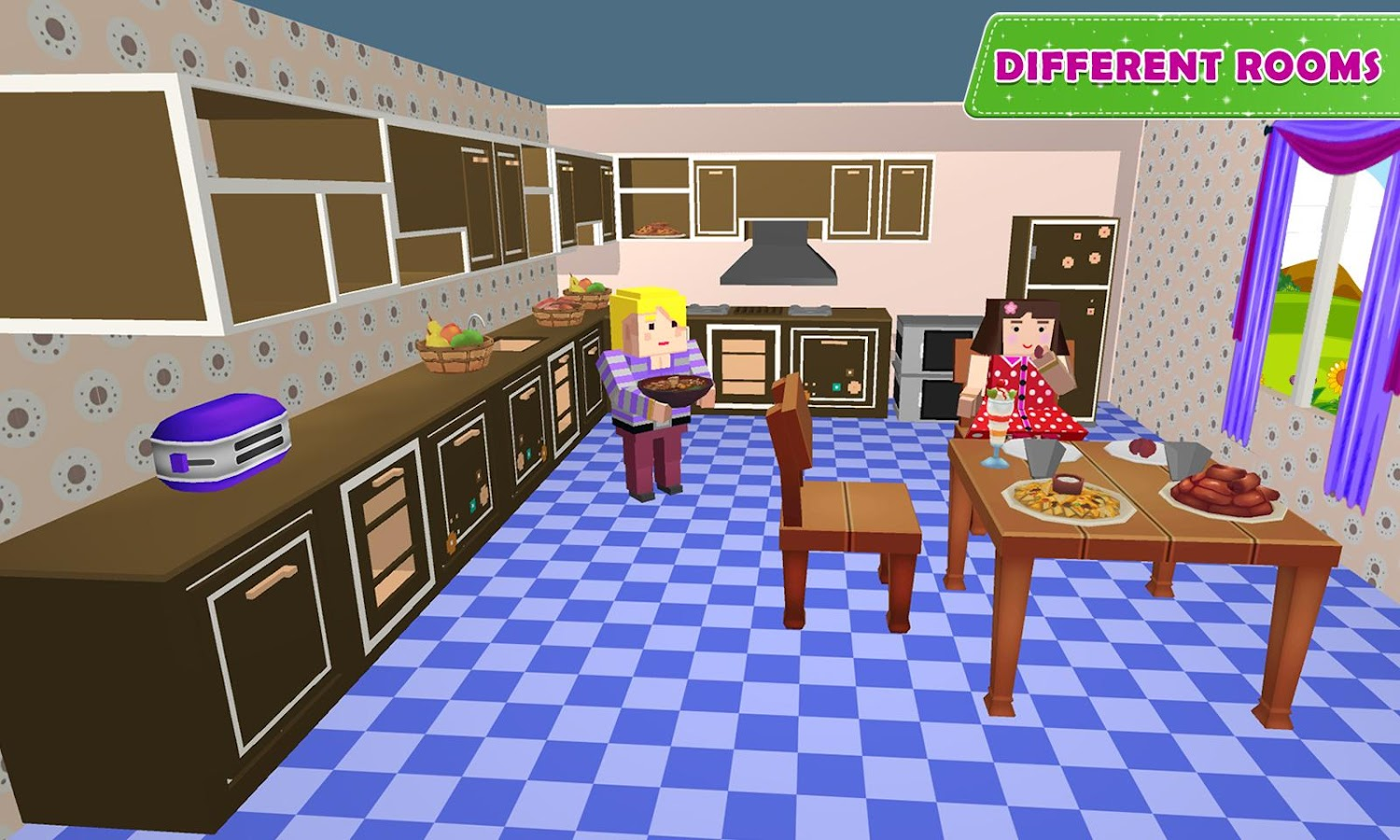 Best Doll House Design Decoration 2 Girls House Game This Month