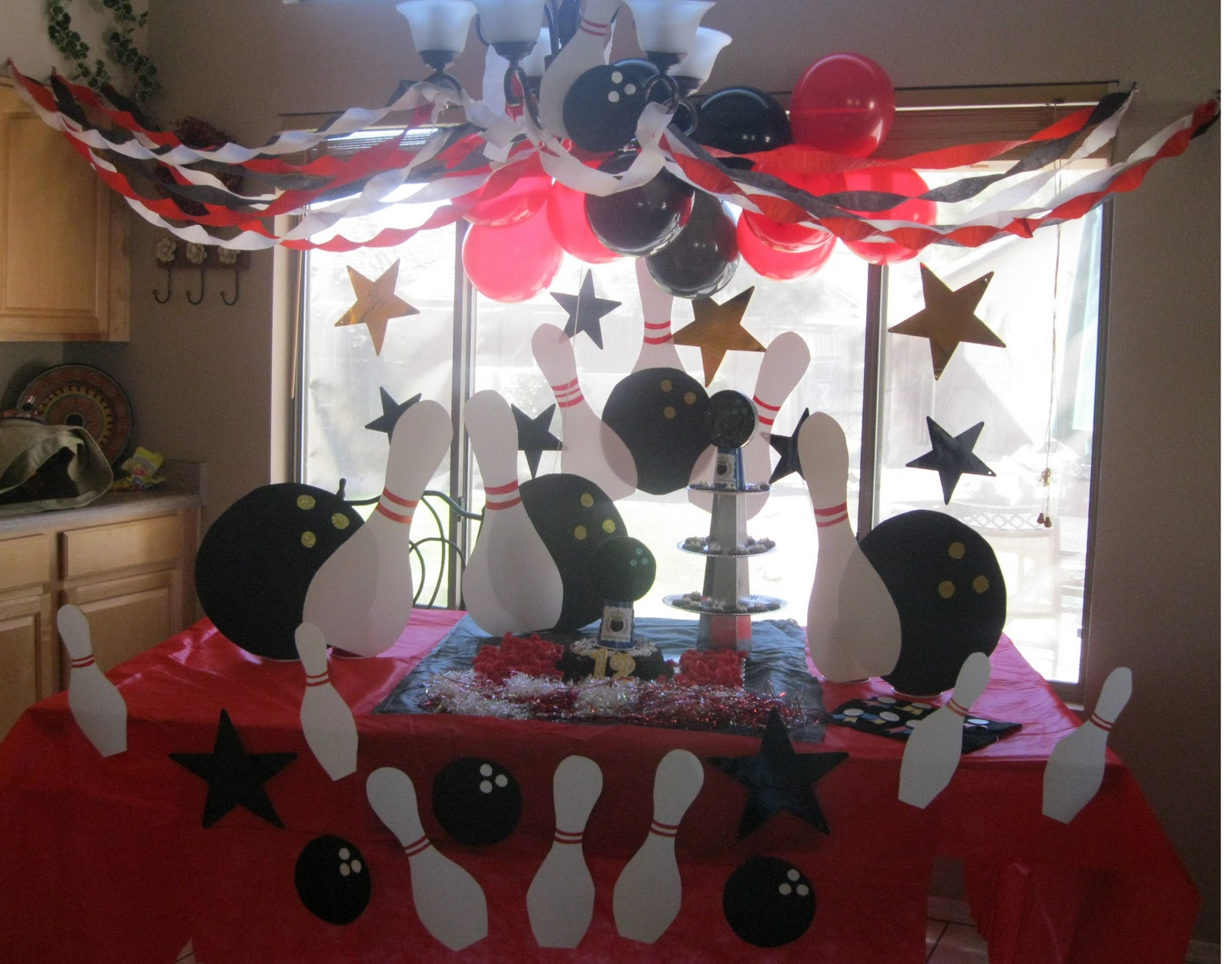 Best Crissy S Crafts Bowling Birthday Party This Month