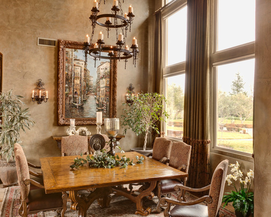 Best Tuscan Home Decor – Classic Earthy – The Interior This Month