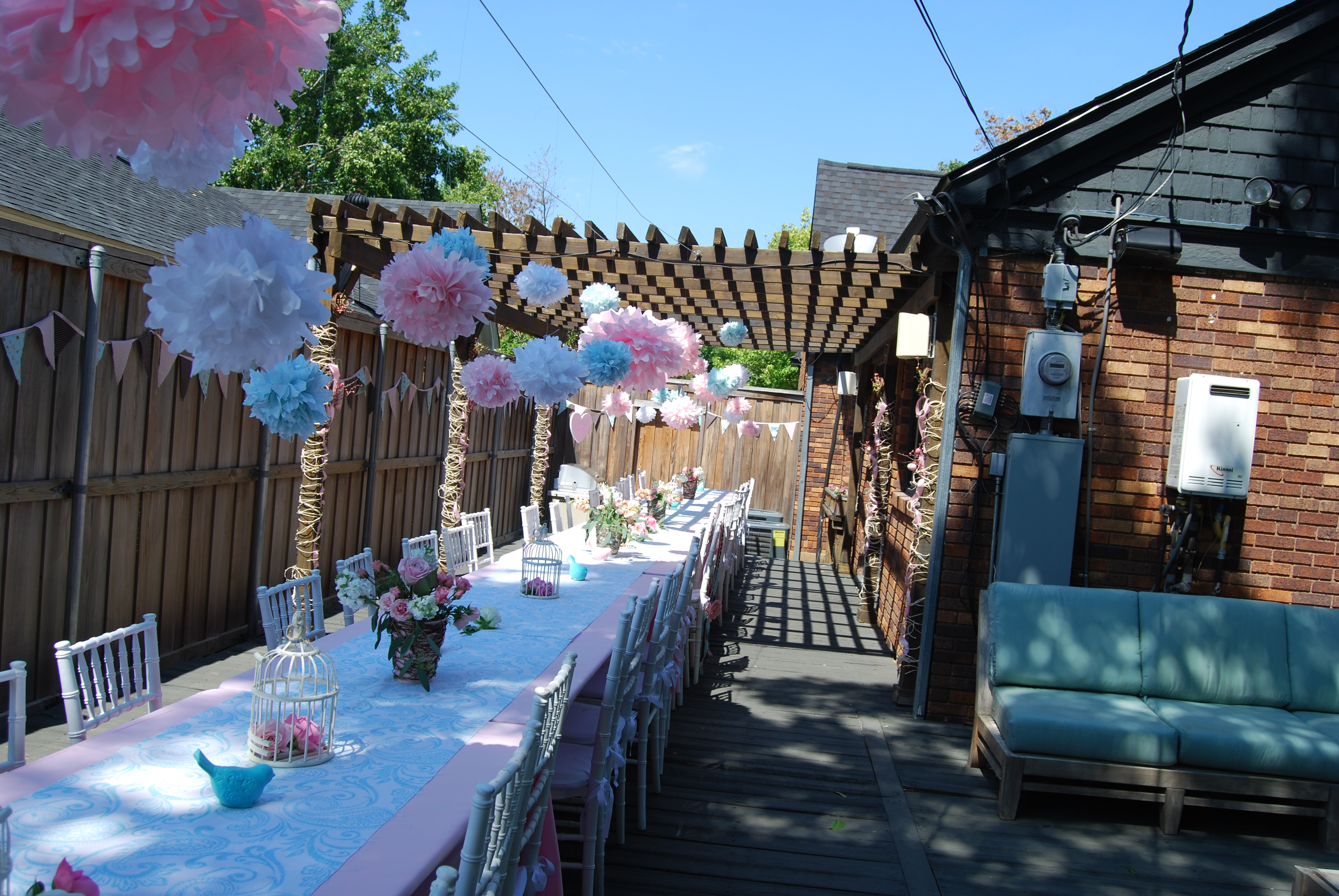 Best Baby Bird Bird Cage Themed Baby Shower To The Nines This Month