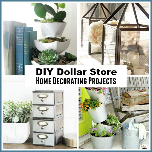 Best 11 Diy Dollar Store Home Decorating Projects A Cultivated This Month