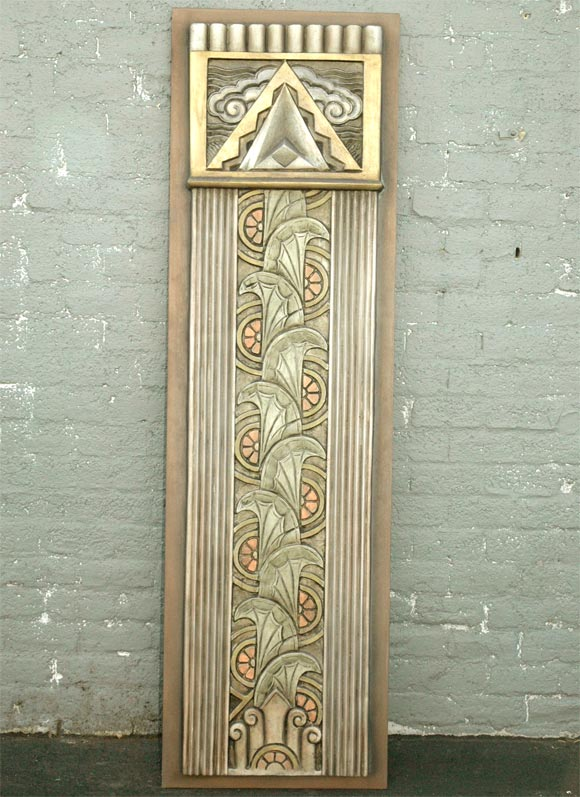 Best Art Deco Movie Theater Wall Plaques For Sale At 1Stdibs This Month