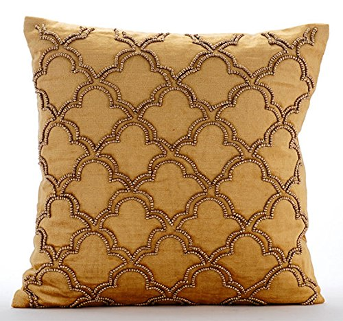 Best Beaded Throw Pillows Amazon Com This Month