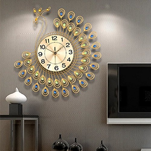 Best Decorative Wall Clocks For Living Room Amazon Com This Month