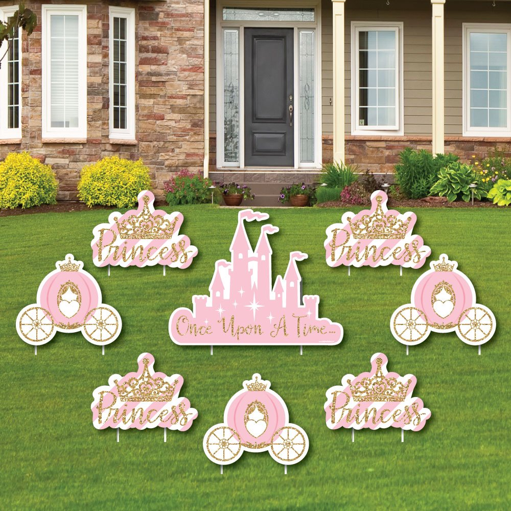 Best Amazon Com Hanging Little Princess Crown Outdoor This Month