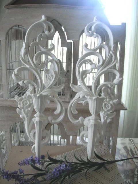 Best Candle Wall Sconces Shabby Chic Wall Decor Nursery Decor This Month