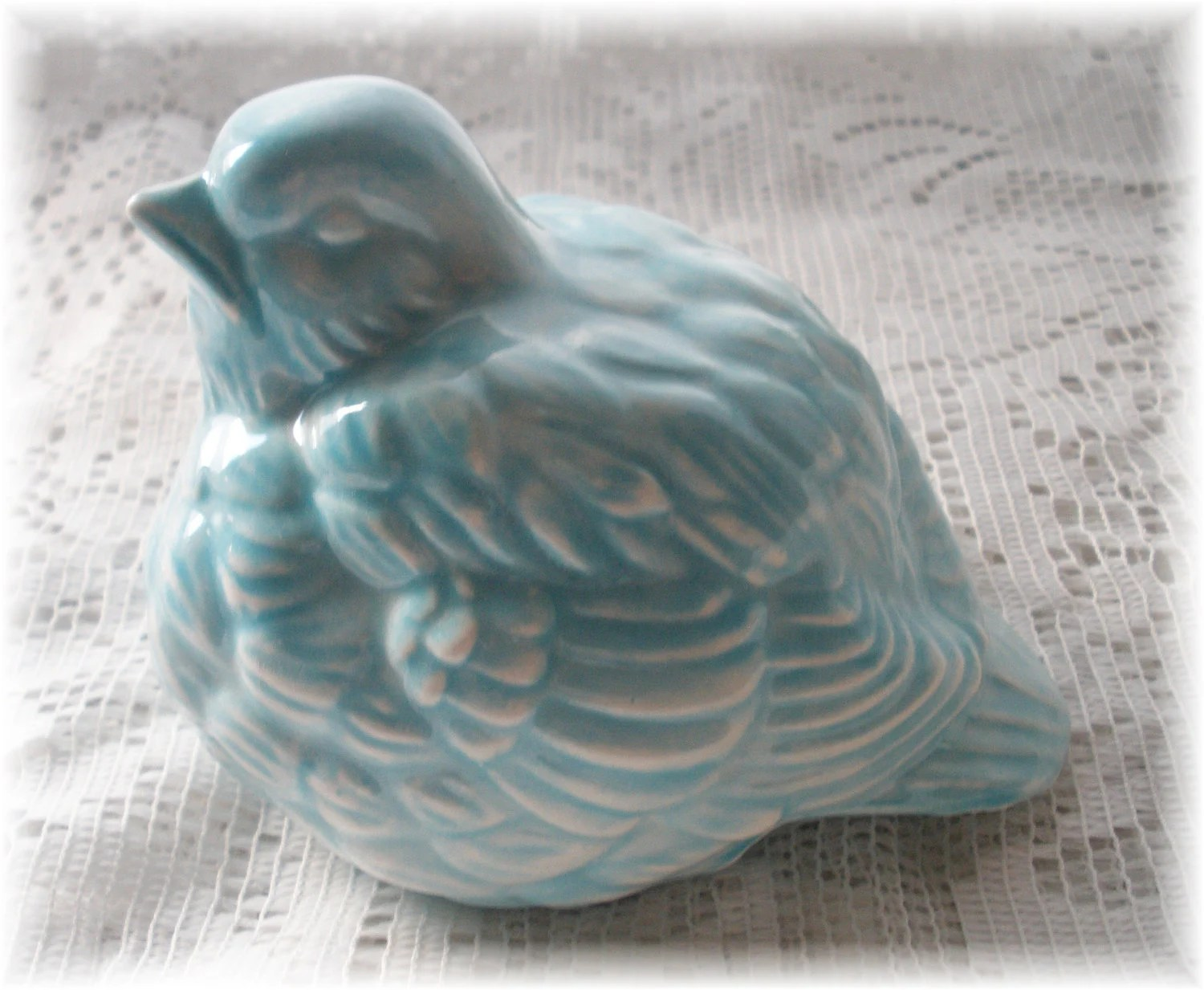 Best Ceramic Blue Bird Vintage Home Decor Vintage Bird Design Bird This Month