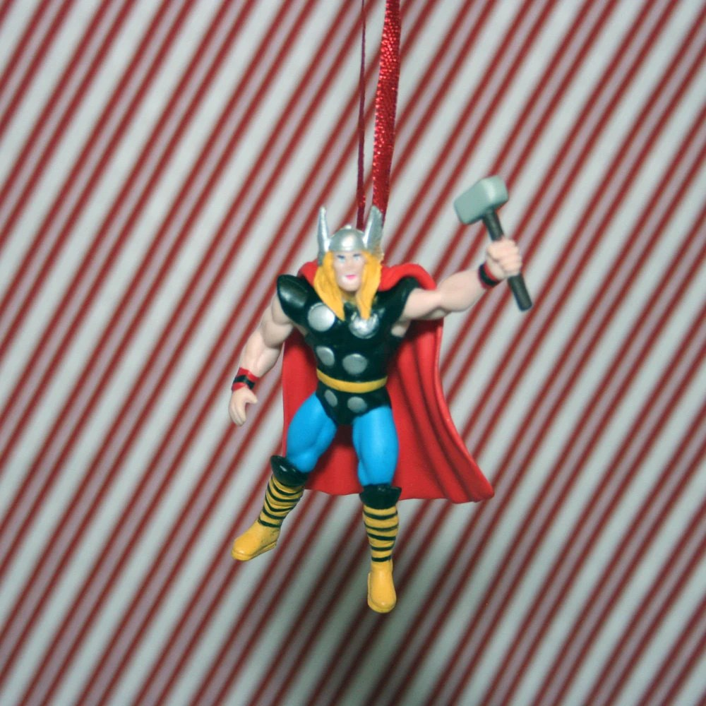 Best Marvel Comics Avengers Thor Christmas Ornament This Month