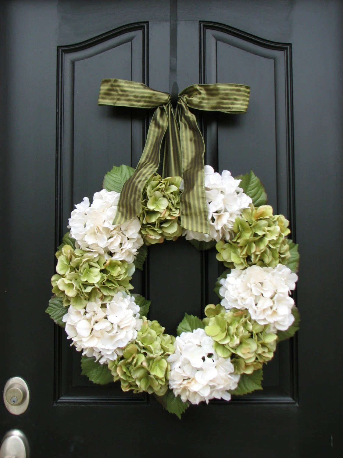 Best Home And Living Wreaths Hydrangea Wreath Spring This Month