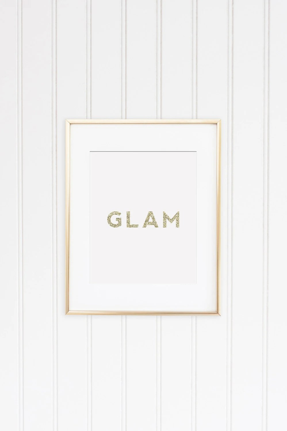 Best My Style Wall Art Print Glam This Month