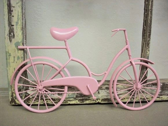 Best Retro Wall Decor Metal Bicycle Wall Art Baby Room Nursery This Month