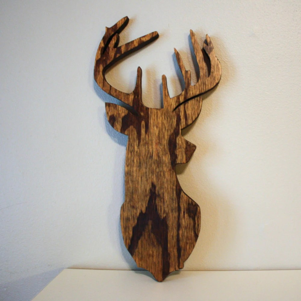 Best Deer Wall Decor Southern Decor Southern Home Hunting Decor This Month