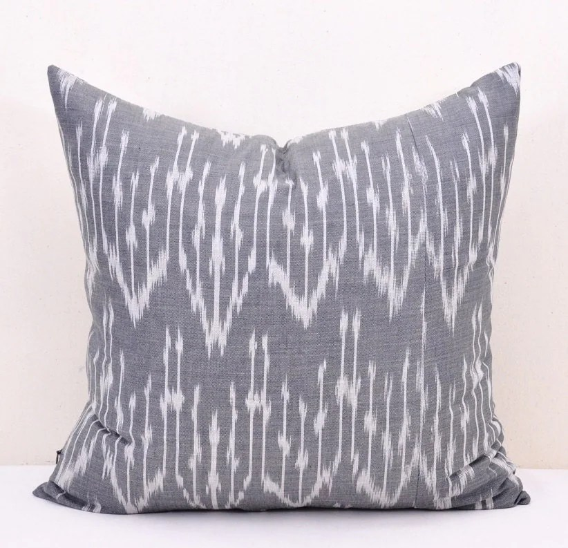 Best Grey Pillow Covers Grey And White Throw Pillows Decorative This Month
