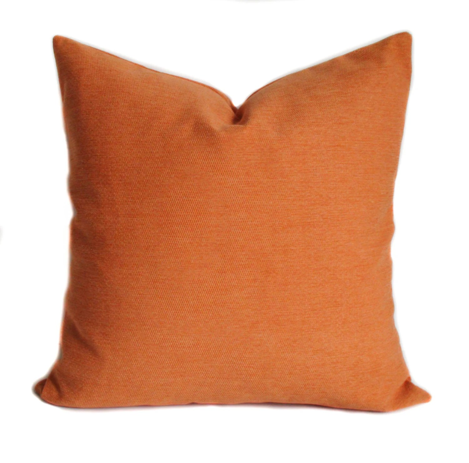 Best Orange Pillow Cover Orange Pillows Throw Pillow Couch This Month