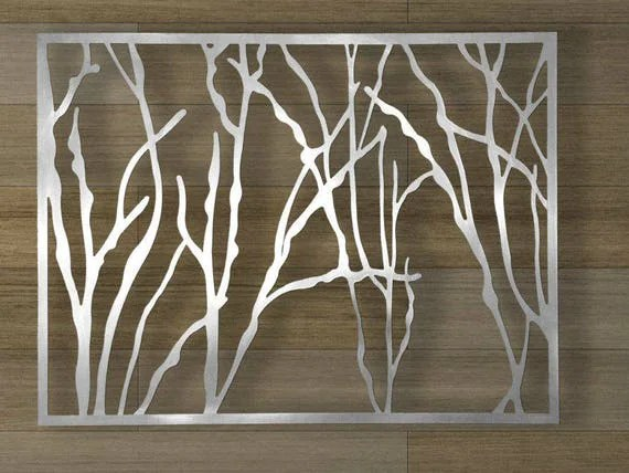 Best Items Similar To Abstract Stainless Steel Wall Sculpture This Month