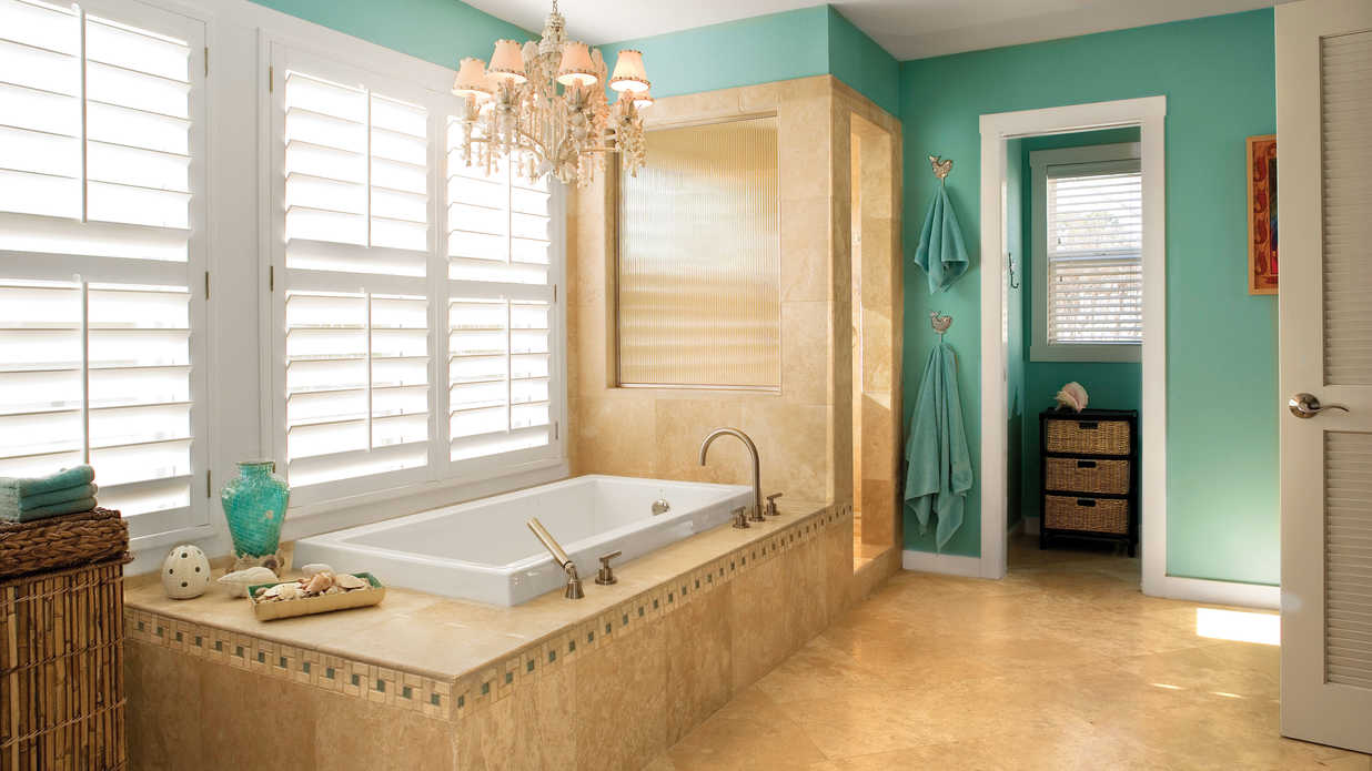 Best 7 Beach Inspired Bathroom Decorating Ideas Southern Living This Month