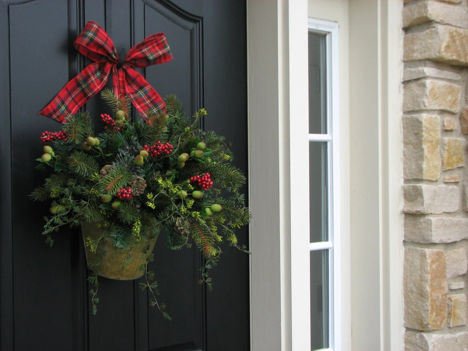 Best Decorative Wreaths Home Decor Country Christmas By This Month