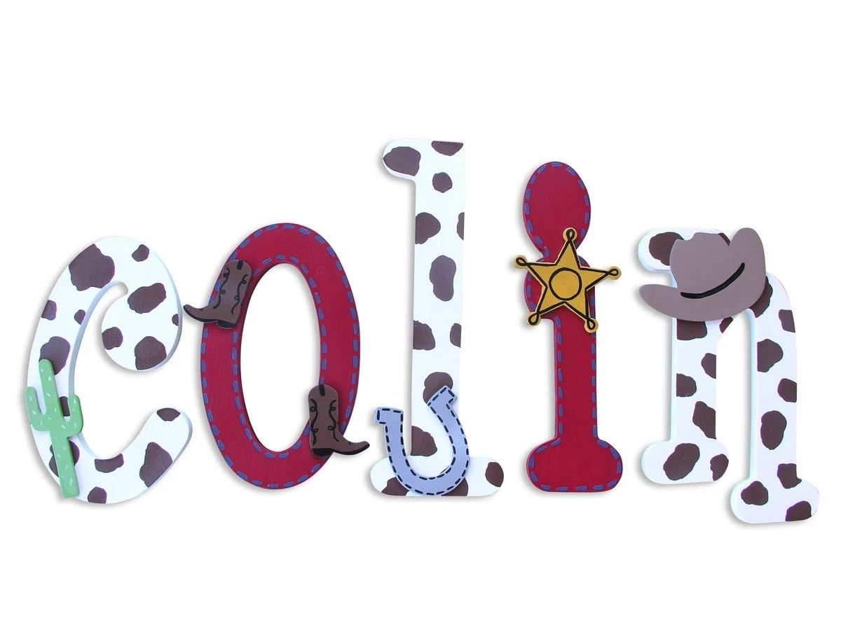 Best Wooden Letters Wall Decor Wall Letters By Cuteboutiqueletters This Month