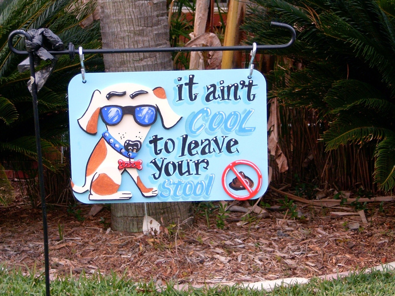 Best Decorative No P**P Yard Signs This Month