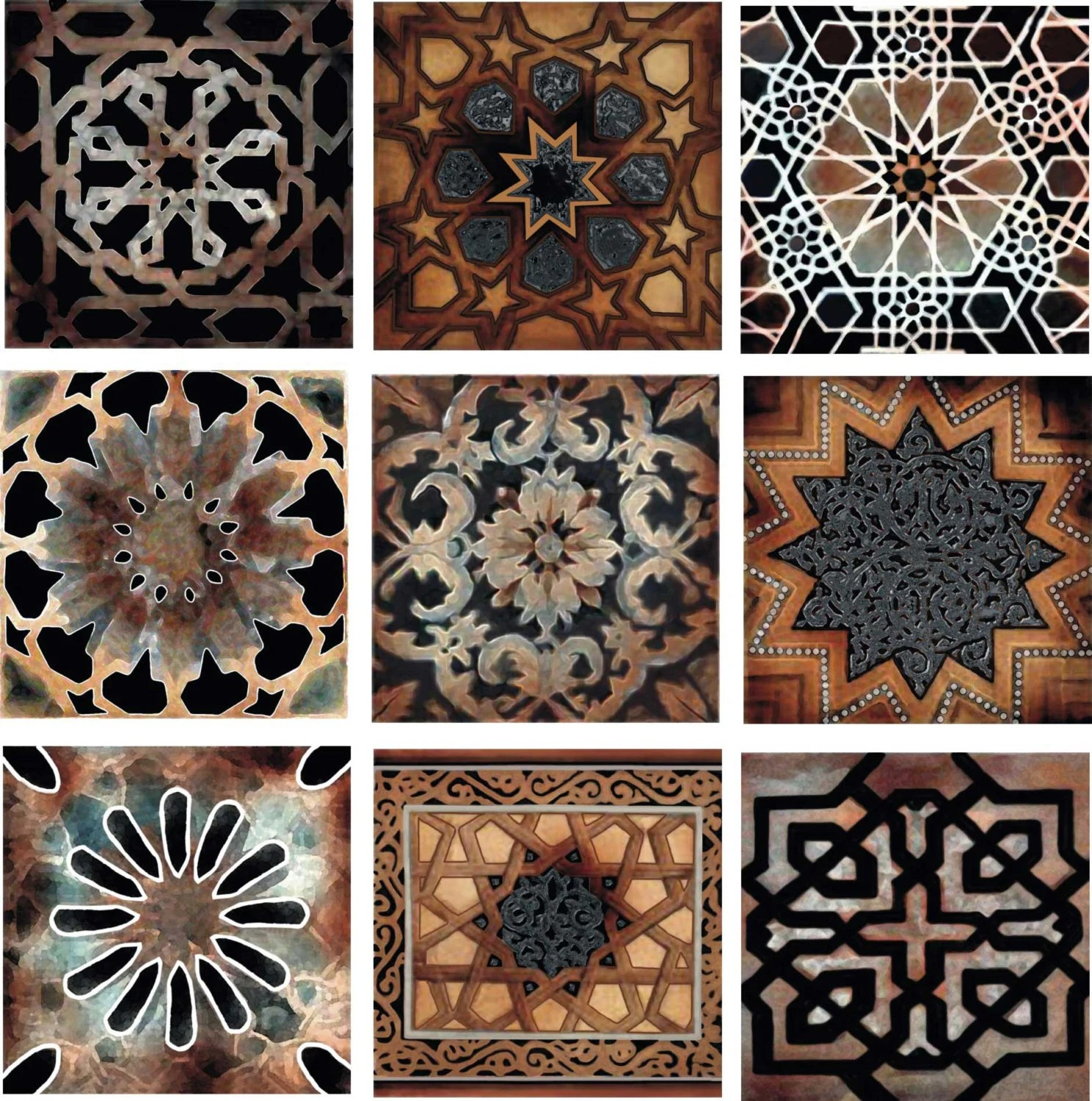 Best Old World Decorative Tile Set Backsplash Ceramic Artistic Tile This Month