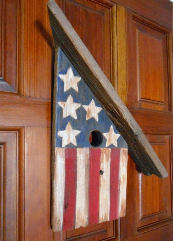 Best Americana Decor Rustic Birdhouse Rustic Wall Hanging This Month