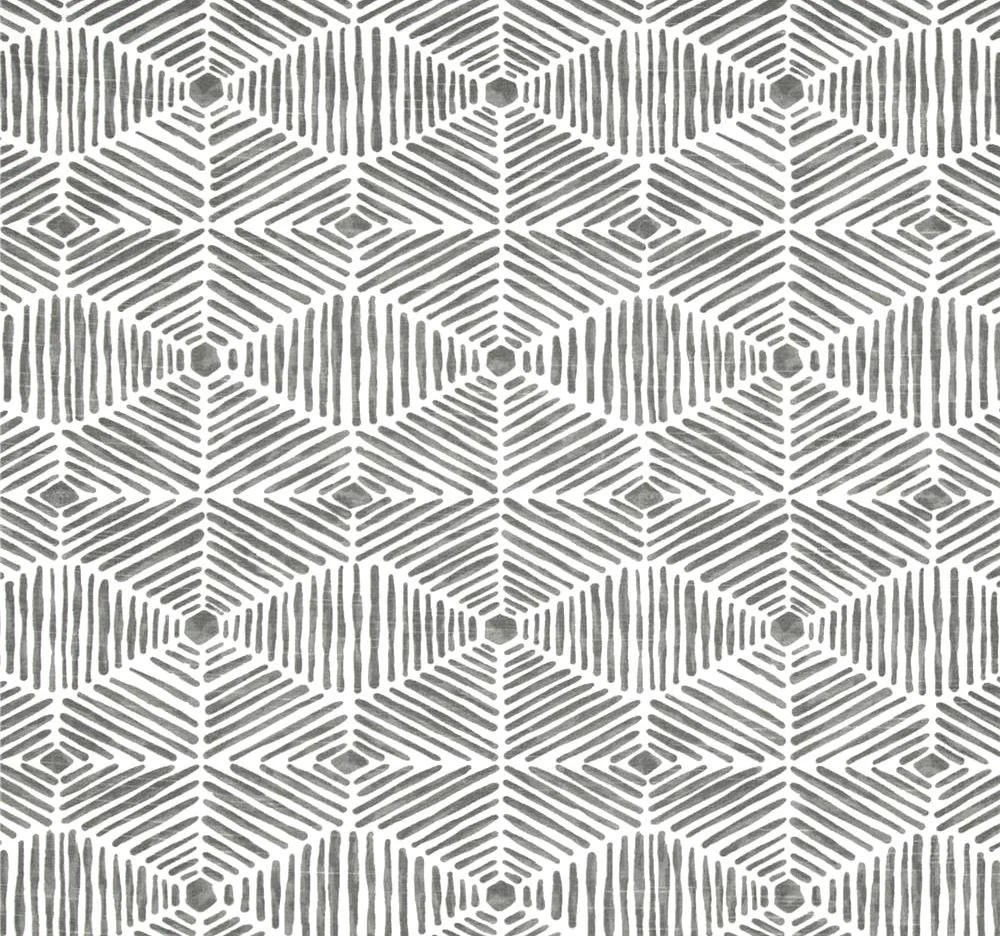 Best Grey Home Decor Fabric By The Yard Designer Tribal Grey This Month
