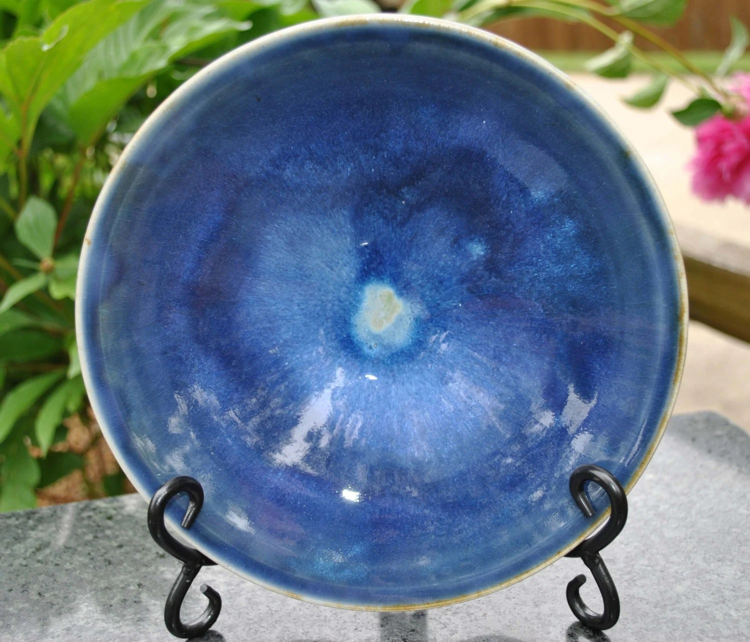 Best Blue And White Decorative Serving Bowl This Month