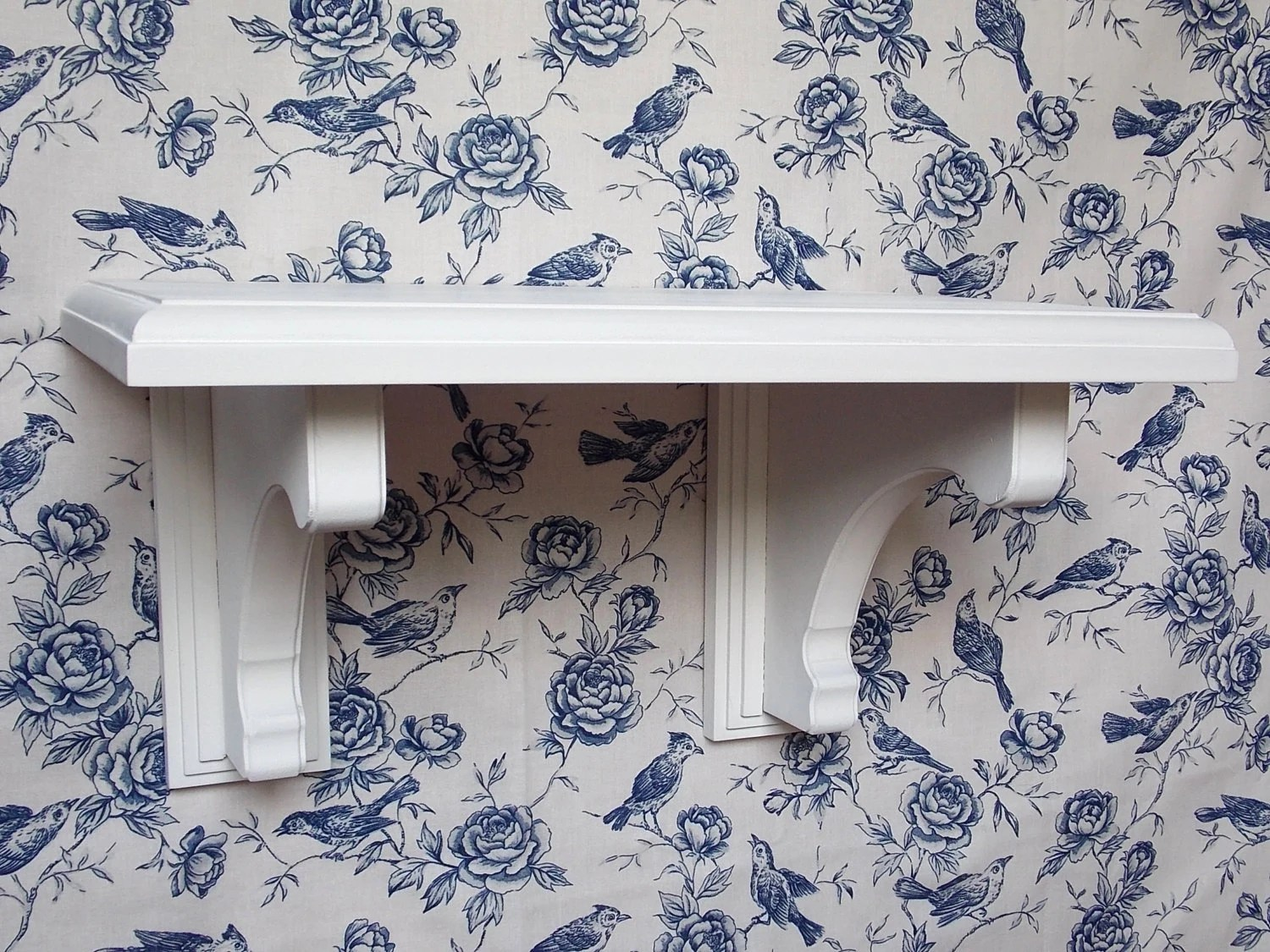 Best White Wood Shelf Brackets Wall Shelves By Thewoodgraingallery This Month